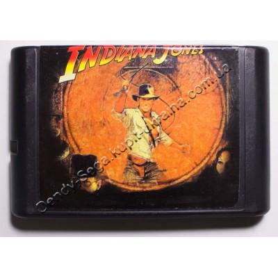 Картридж Sega Mega Drive 16 bit Indiana Jons