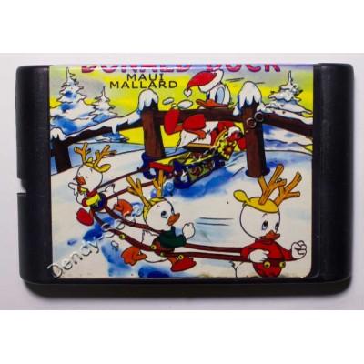 Картридж Sega Mega Drive 16 bit Donald Duck