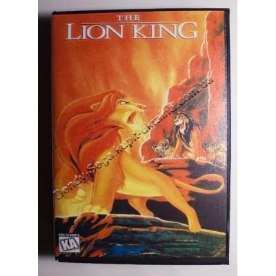 Картридж Sega Mega Drive 16 bit Lion King (в коробке)