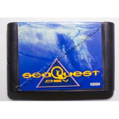 Картридж Sega Mega Drive 16 bit Seo Quest