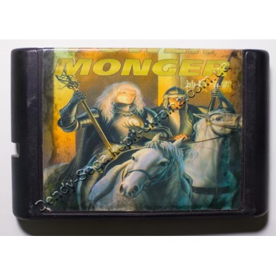 Картридж Sega Mega Drive 16 bit Power Monger