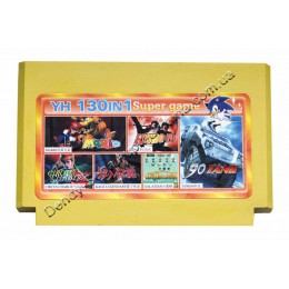 Картридж денди (130 в 1) Tank 90/ Circus/ Super Mario