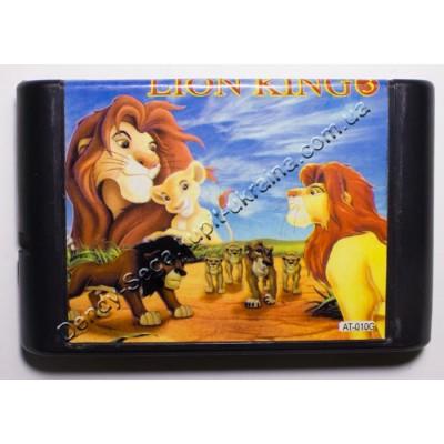 Картридж Sega Mega Drive 16 bit Lion King 3 (Лион Кинг 3)