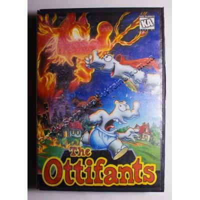Картридж Sega Mega Drive 16 bit Ottifants (в коробке)