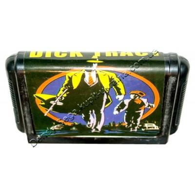 Картридж Sega 16 bit Dick Tracy (Mafia) Дик Трейси