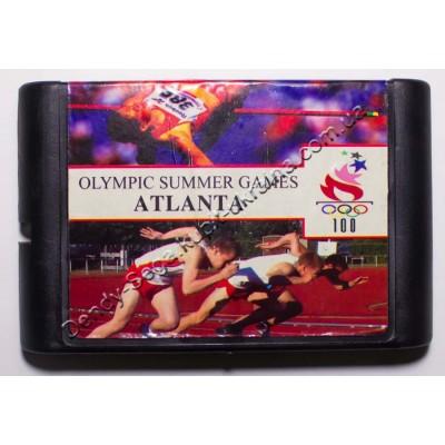 Картридж Sega Mega Drive 16 bit Olympic (Олимпиада)