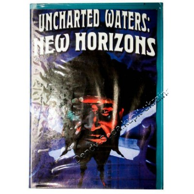Картридж Sega 16 bit Uncharted Waters: New Horizont
