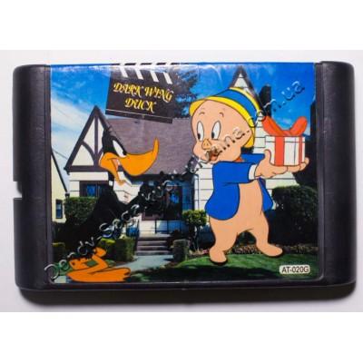 Картридж Sega Mega Drive 16 bit Daffy Duck