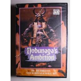Картридж Сега Nobunagas Ambition (в коробке)