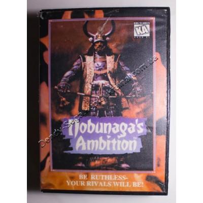 Картридж Sega Mega Drive 16 bit Nobunagas Ambition (в коробке)