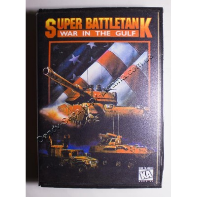 Картридж Sega Mega Drive 16 bit Super Battletank (в коробке)