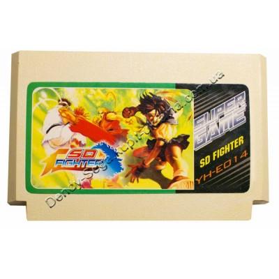 Картридж Dendy 8 bit SD Fighter (Mighty)