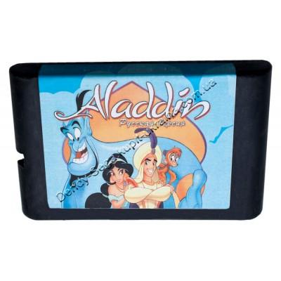 Картридж Sega 16 bit Aladdin (Алладин)