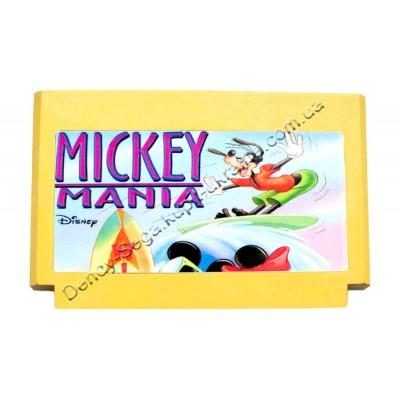 Картридж Dendy 8 bit Mickey Safar