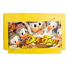 Картридж денді Duck Tales (Качині Історії)