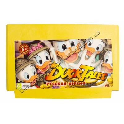 Картридж Dendy 8 bit Duck Tales (Утиные Истории)