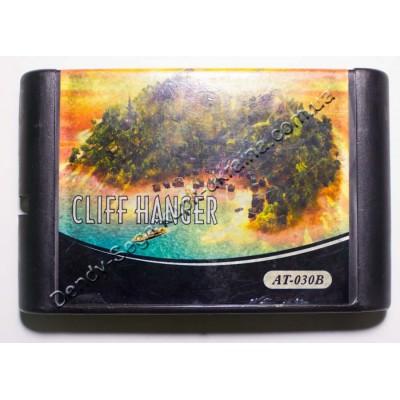 Картридж Sega Mega Drive 16 bit Cliff Hanger