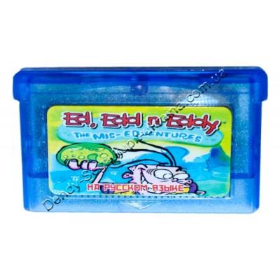 Картридж Game Boy (GBA) Ed Edd n Eddy