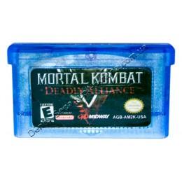 Картридж Game Boy Mortal Kombat-5