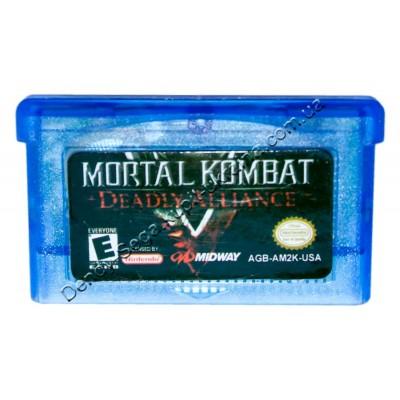 Картридж Game Boy (GBA) Mortal Kombat-5