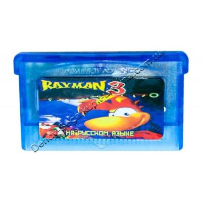 Картридж Game Boy (GBA) Rayman-3