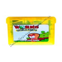 Картридж Game Boy Worms