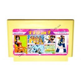 Картридж денди (118 в 1) Olympic/ Super Mario/ Galaxian