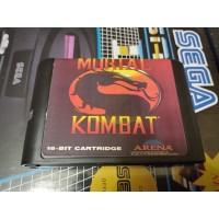 Картридж Сега Mortal Kombat 1