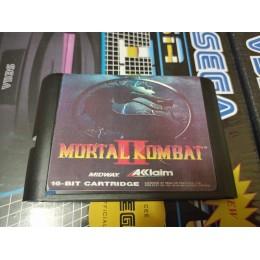 Картридж Сега Mortal Kombat 2
