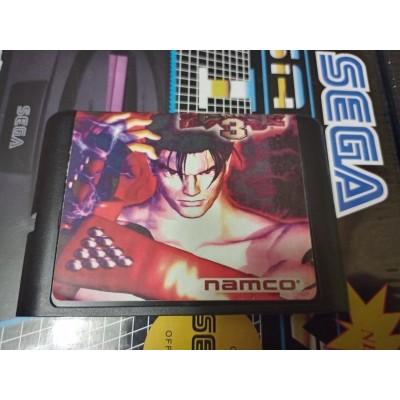 Tekken 3 (Теккен 3) Sega