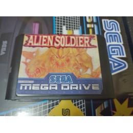 Картридж Сега Alien Soldier