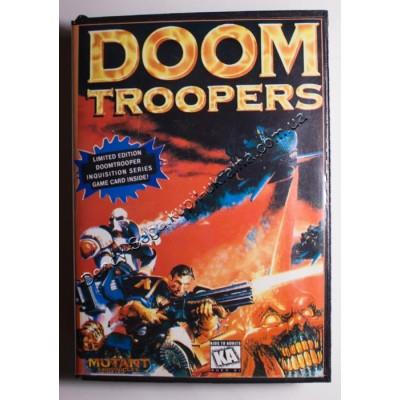 Картридж Sega 16 bit Doom Tropers (Дум троперс)