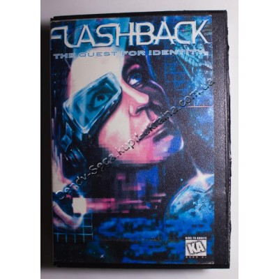 Картридж Sega 16 bit Flashback (Флешбек)