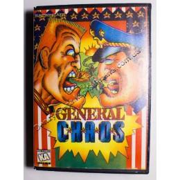 Картридж Сега General Chaos (в коробке)