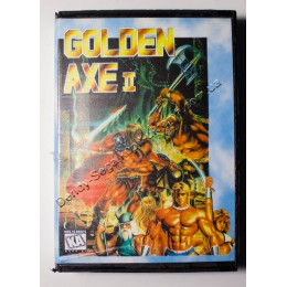Картридж Сега Golden Axe 2 (в коробке)
