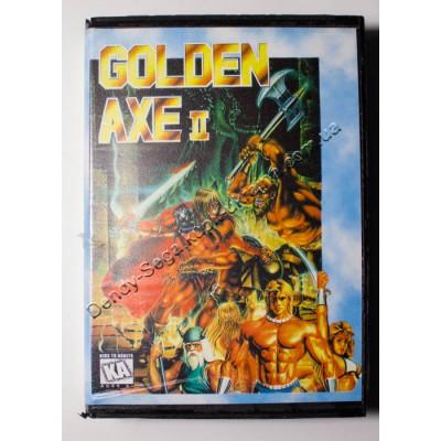 Картридж Sega Mega Drive 16 bit Golden Axe 2