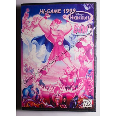 Картридж Sega Mega Drive 16 bit Hercules 2