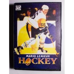 Картридж Сега Hockey Mario Lemieux (в коробке)
