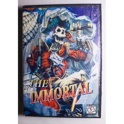 Картридж Sega Mega Drive 16 bit Immortal