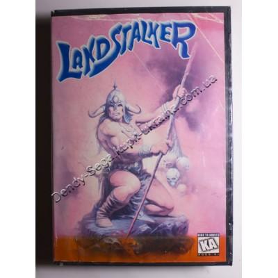 Картридж Sega Mega Drive 16 bit Land Stalker