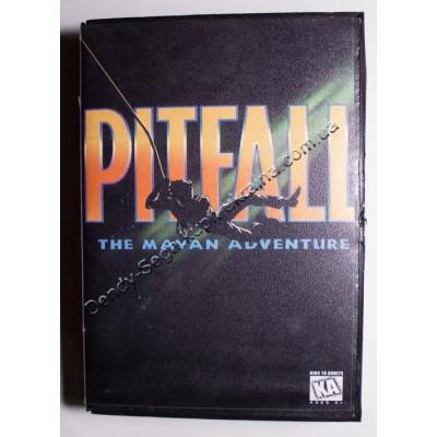 Картридж Sega 16 bit Pitfall (Западня)