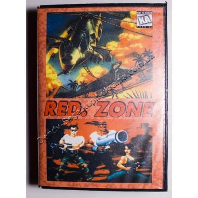 Картридж Sega Mega Drive 16 bit Red Zone