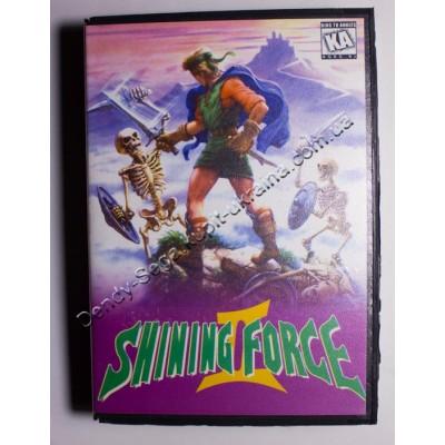 Картридж Sega Mega Drive 16 bit Shininng Force 2