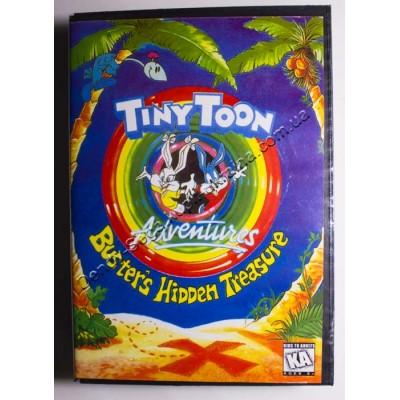 Картридж Sega 16 bit Tiny Toon (Тини Тун)