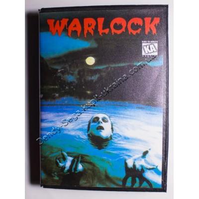 Картридж Sega 16 bit Warlock (Чернокнижник)
