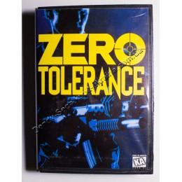 Картридж Сега Zero Tolerance (в коробке)