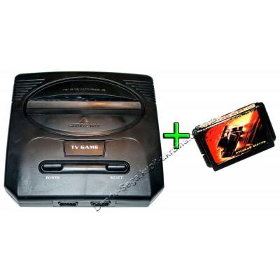 Приставка Sega 16 bit