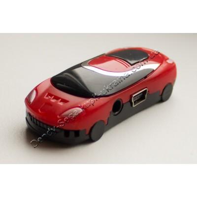 MP3 плеер Car Shape с наушниками купить недорого по низкой цене