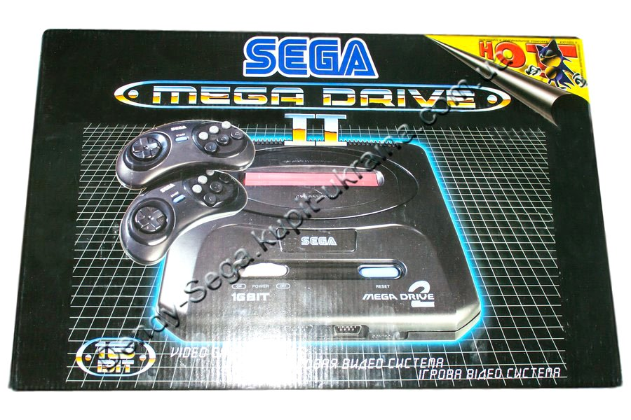 фото Sega Mega Drive 2