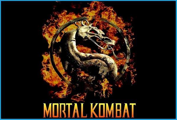 mortal kombat sega mega drive one 16 bit